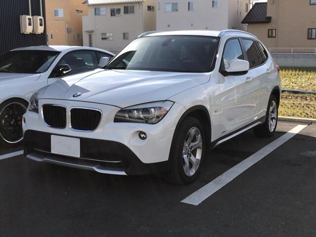 BMWポリマーコーティング0523